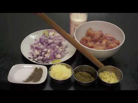 Chicken Breast in a Cream Parmesan Pesto Sauce Recipe