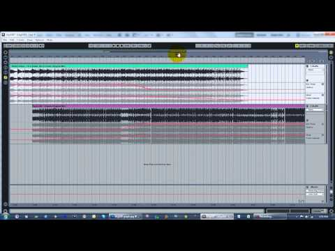 HOW TO  MAKE DJ MIX WITH ABLETON LIVE 9