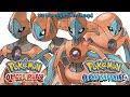 Pokemon OR/AS & FR/LG/E - Deoxys Battle Music [Mashup] HQ