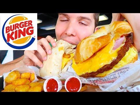 Burger King • MUKBANG