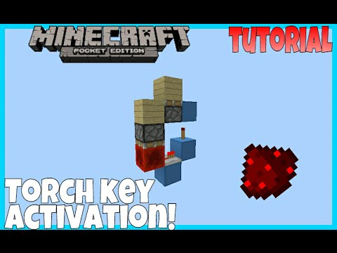 Easy Peasy Mcpe : Torch Activation Key (Hidden Input)