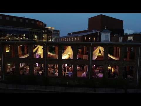 Zach and Chancey's Beautiful Wyche Pavilion Wedding // Greenville, SC Snippet 17