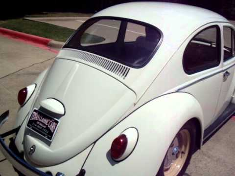 '65 VW Beetle Walkaround