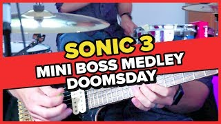 Act 1 Boss - Sonic the Hedgehog 3 [OST] - The Most Popular High
