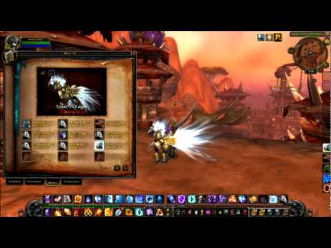 WoW Tyrael's Charger 4.3 Annual Pass Mount