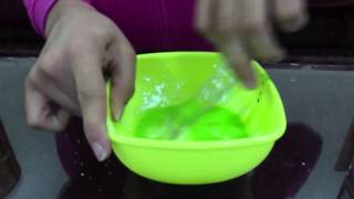 How 2 Make Oobleck Quicksand Really Easy