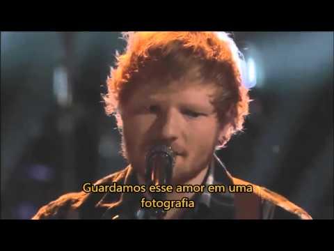 Ed Sheeran - Photograph (legendado)