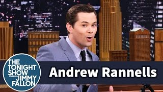 Andrew Rannells Sang a Smash Tune on Girls to Spite NBC