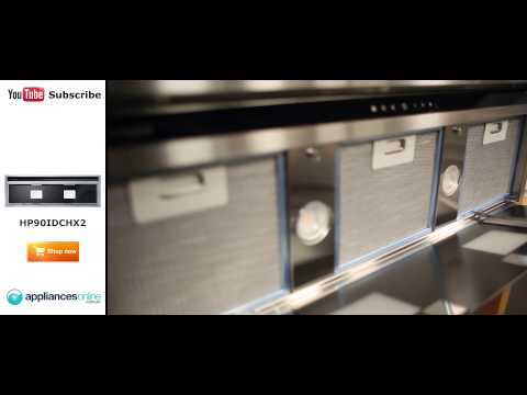 Fisher & Paykel Under Cupboard Rangehood HP90IDCHX2 Reviewed by product expert - Appliances Online