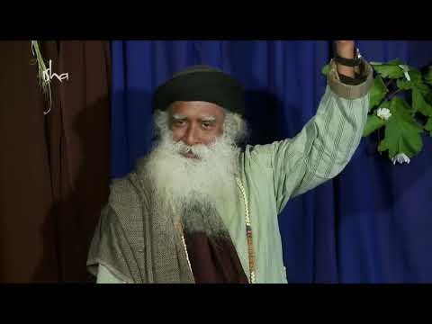 India - religion less land by Sadhguru