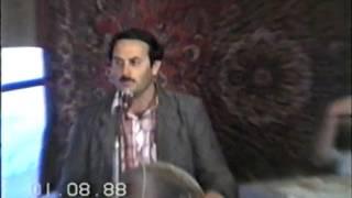Ağaxan Abdullayev,Ağasəlim Abdullayev,Mirnazim Əsədullayev -  Binə 1988-ci il