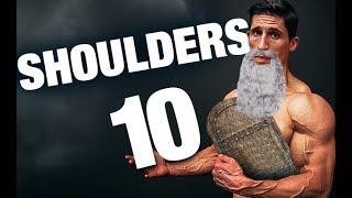 "The 10 ""Commandments"" of Shoulder Training (THOU SHALT NOT!!)"
