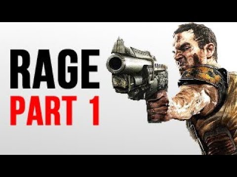 Rage Gameplay Walkthrough BUT is it any good? - (Watch before Rage 2 comes out)