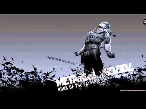 Metal Gear Solid 4 Guns of the Patriots OST ~ 046. Eastern Europe