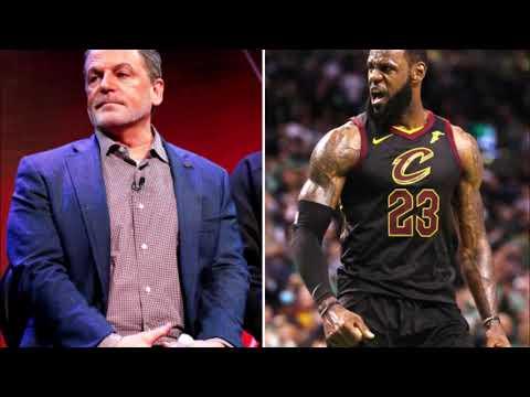 LeBron James Won't Forget His Dan Gilbert Anger