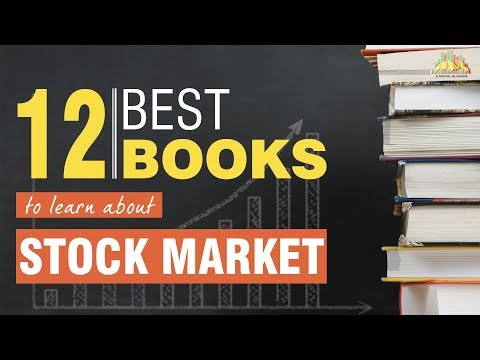 12 Best Books on Stock Market for Beginners in India