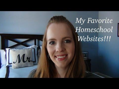 My Favorite Homeschool Curriculum Websites & Resources