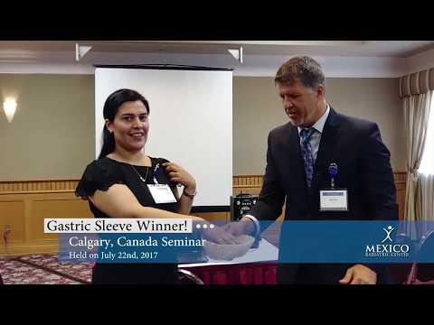 Calgary Seminar 2017 Gastric Sleeve Winner