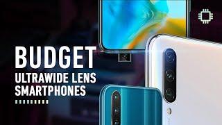 Best ultrawide angle lens smartphones under RM1,000