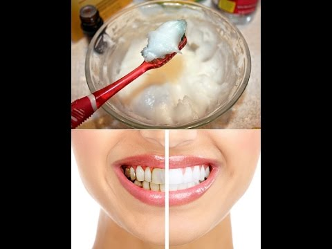How to whiten Your Teeth Naturally: Homemade Baking Soda ToothPaste