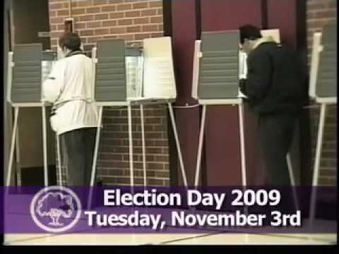Absentee Voting in Midland, Michigan
