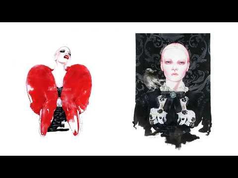 Antonio Soares Fashion Illustration Portfolio