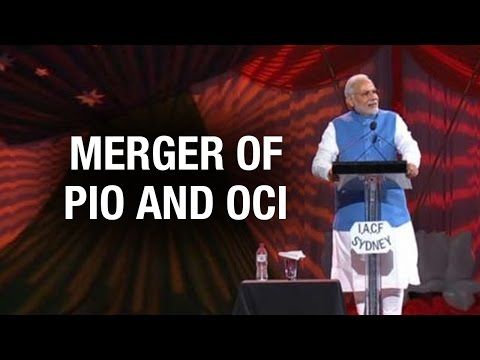 PM Modi sets time limit for merger of PIO and OCI during Allphones Arena Speech in Sydney