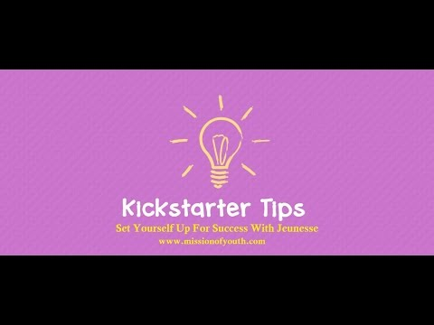 How To Kick Start Your Success With Jeunesse