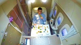 EMIRATES NEW 2018 FIRST CLASS - IT