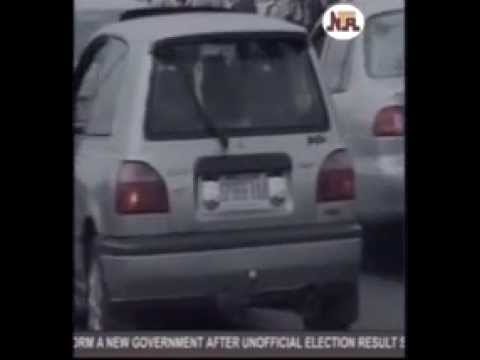 NEW VEHICLE  NUMBER PLATES IMPLICATION
