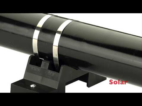 Pipe Clamp: Universal Plastic Pipe Strap