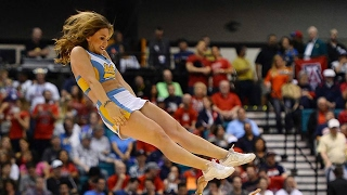 UCLA Cheerleader Gets Dropped on Her Head TWICE in 15 Seconds