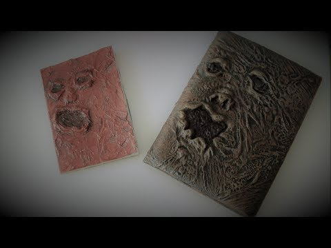 How To Make An Evil Dead Note Book