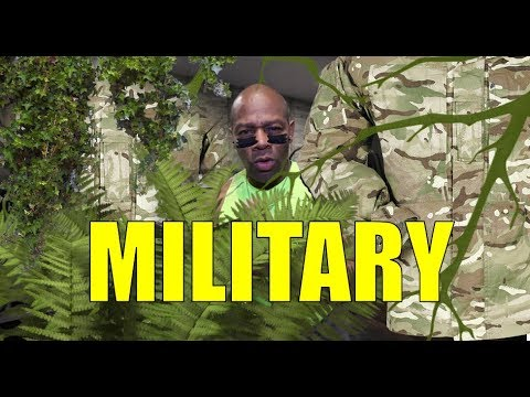 What I learned in the MILITARY about Sports, Bodybuilding & LIfe!