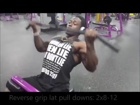 Cobra Back Workout | Natural Bodybuilding Routine