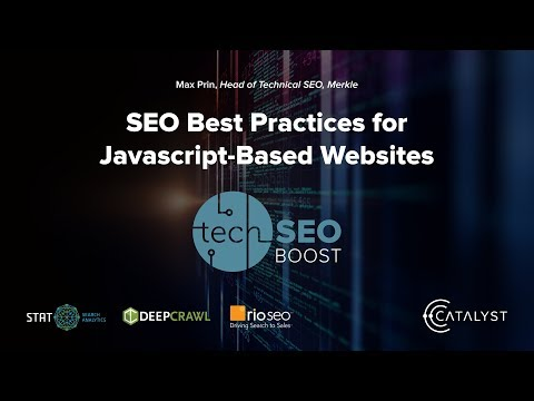 SEO Best Practices for JavaScript-Based Websites