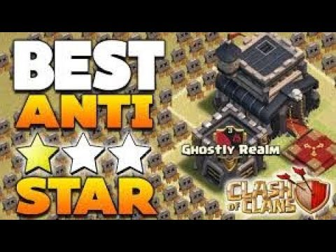 CLASH OF CLANS- TH9 LIVE WAR ATTACKS & BASE REVIEWS..