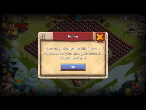 Castle Clash A Warning To IGG