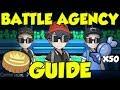 Pokemon Battle Agency IS AWESOME! Battle Agency Pokemon Ultra Sun and Ultra Moon Guide