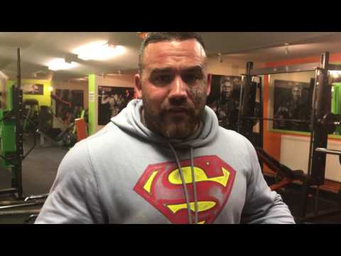 Aarron Lambo the BEST and QUICKEST way to build a physique