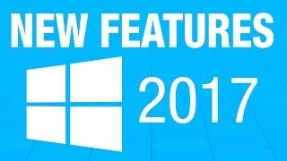 "BIG Windows 10 ""Fall Creators"" Update: New Features"