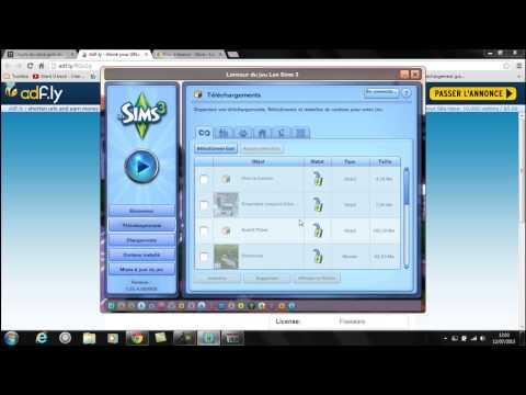 Obtenir des objets du store des Sims 3 gratuitement et très facilement.