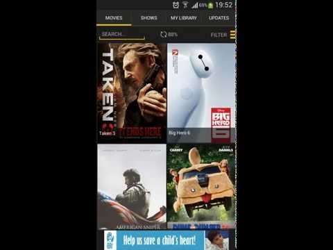 How to watch movies and shows on android for free.