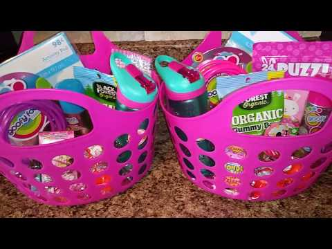 What's in my kids easter baskets?! (2018)