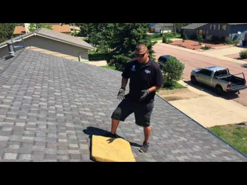 ROOFING WORK PADS FOR INSTALLING SHINGLES