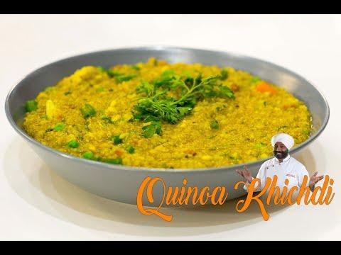 Quinoa Khichdi | Healthy Recipe | Chef Harpal Singh Sokhi