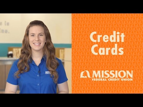Credit Cards - Mission Fed in a Minute
