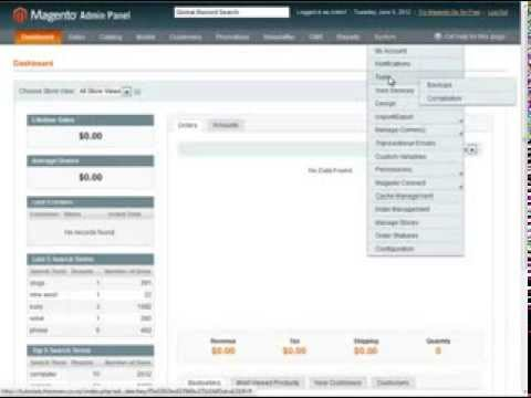Installing a Magento Extension or Responsive Theme from a zip package Haltngo Help Videos