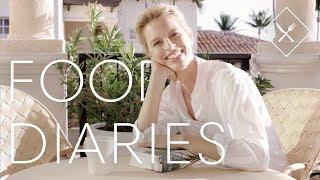 Everything Karolina Kurkova Eats In A Day | Food Diaries | Harper