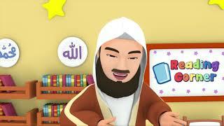 Omar and Hana meet Mufti Menk!